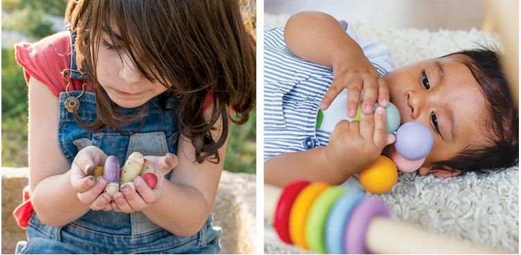 Safe and durable toys - Grapat & Le Toy Van - Teia Education Switzerland
