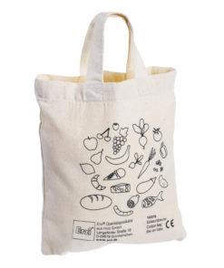 Cotton pretend shopping bag - Erzi