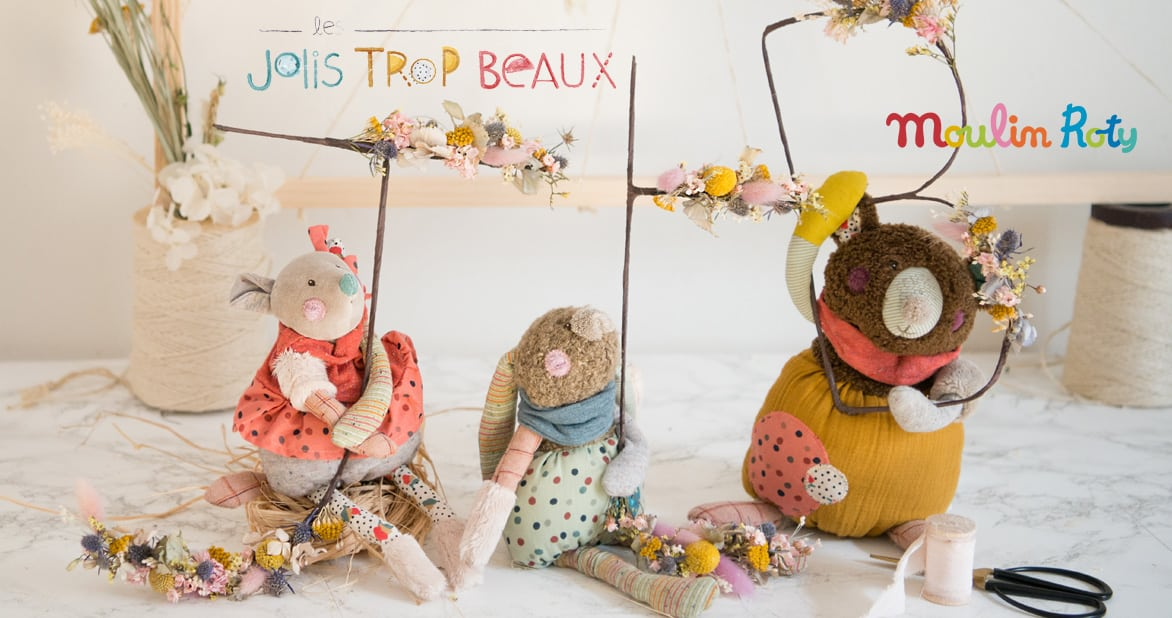 Moulin Roty high quality French toys - Teia Education Switzerland