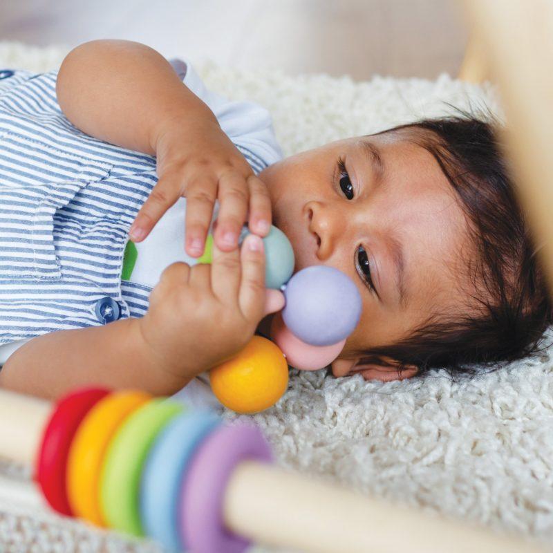 Wooden Teething Beads babies - Le Toy Van - Teia Education Switzerland