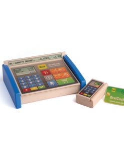 Wooden cash register - Erzi
