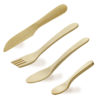 Wooden cutlery set - Erzi