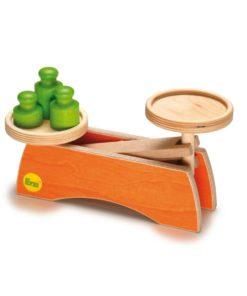 Wooden scales - Erzi