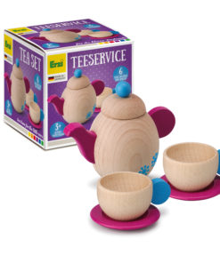 Wooden tea set -Erzi