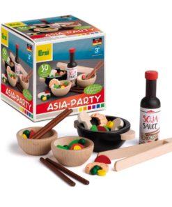 Wooden wok party set - Erzi