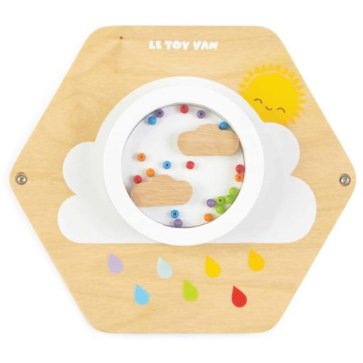 Jouet en bois durable Tuile d'activité nuage Le Toy Van
