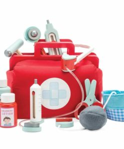 Jouet en bois durable Ma malette docteur - Le Toy Van