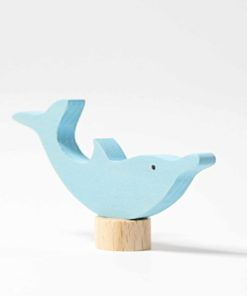 Dolphin decorative figure - Grimm's