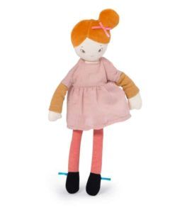 Fabric Doll Les Parisiennes: Mademoiselle Agathe - Moulin Roty