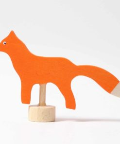Waldorf birthday ring decoration Fox decorative figure - Grimm's