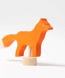 Fox decorative figure - Grimm's