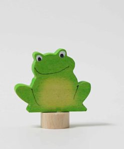 Frog decorative figure - Grimm's