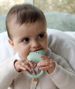 Hippo Kimo Natural Teether - Lanco