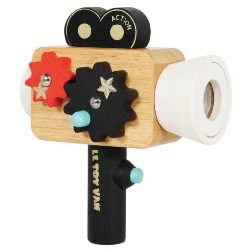 Jouet en bois durable Caméra Hollywood Le Toy Van