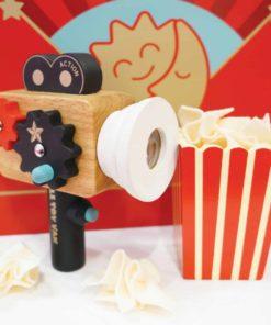 Jouet en bois durable Hollywood caméra de film Le Toy Van
