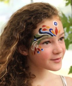 Natural Face Paint Kit - Natural Earth Paint USA