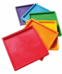Rainbow frames - Grimm's