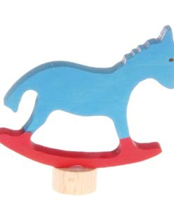 Rocking horse decorative figure - Grimm's