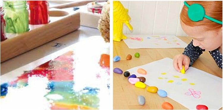 Stockmar Natural Paint_Crayons Rocks