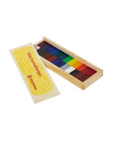 Stockmar wax block crayons (16) / Waldorf art supplies - Stockmar