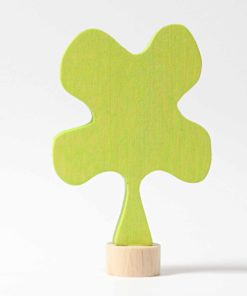 Clover decorative figure - Grimm's