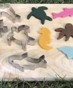 Cookie cutters - stories of the sea - Ailefo