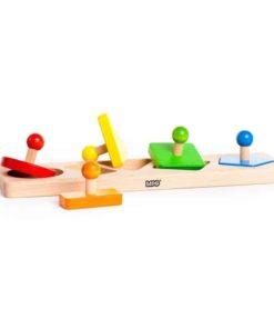 Figures puzzle - Bajo