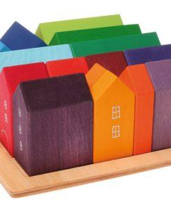 Maisons de jouets en bois durables fabriquées à la main - Grimm's