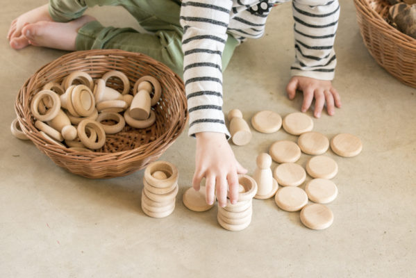 How To Clean Wooden & Fabric Toys - Grapat