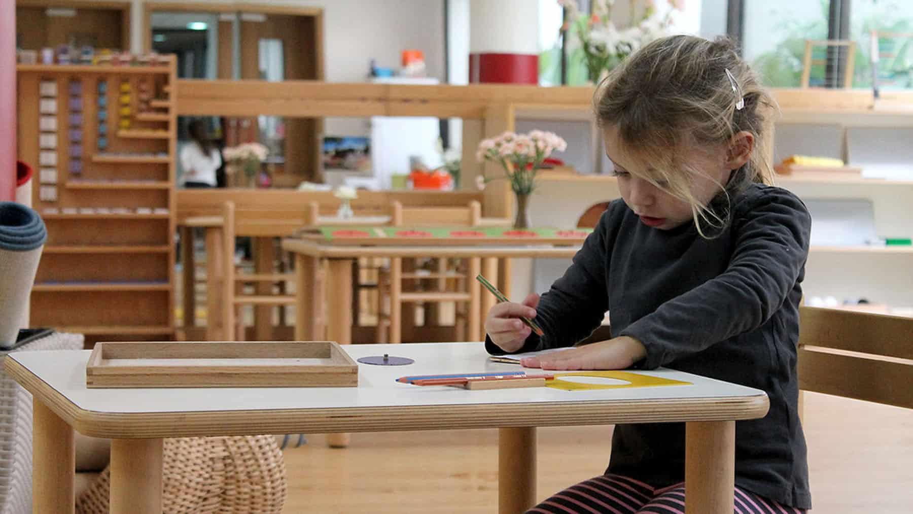 Teia Education Montessori Materials - Montessori school