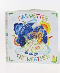 The weather board book illustrated by Sarah Settgast - Grimm's