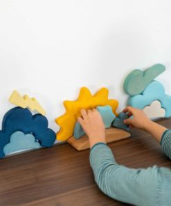 Weather building set - Grimm's