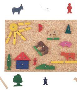 Jeu de marteau classique - SINA Spielzeug