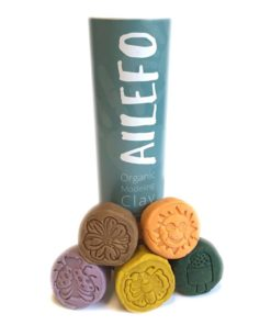 Organic modelling clay- Forest small tube – Ailefo Denmark