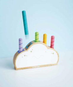Rainbow cloud pop – Le Toy Van