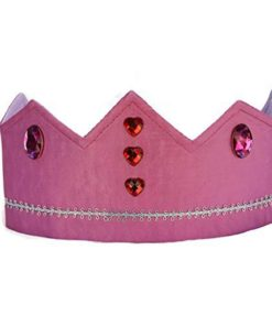 Reversible silk crown pink lavender - Sarah's Silks