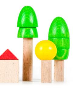 Le monde des petits blocs - SINA Spielzeug