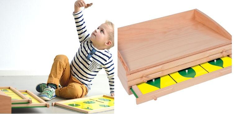 Montessori Biology essential must-have materials_Nienhuis Montessori botany cabinet