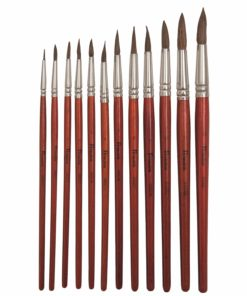 Water colour paint brushes set - Arts & Crafts Heutink