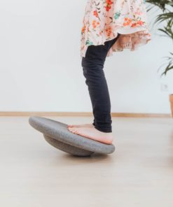 fabriqué en Allemagne Planche d'équilibre gris - Stapelstein