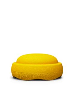 Pierre à empiler en jaune - Stapelstein fabriqué en Allemagne