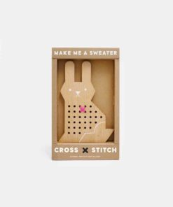Cross stitch friends rabbit - Moon Picnic