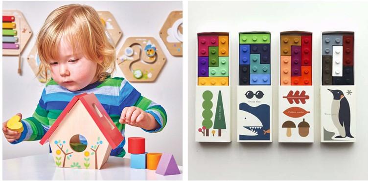 Easter handmade wooden toys inspiring craft supplies - Teia Education