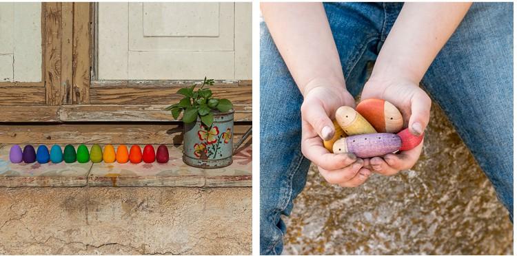 Easter handmade wooden toys inspiring craft supplies - Teia Education1