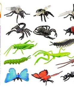 Insects TOOB / Realistic miniature insect figurines Montessori learning toy- Safari Ltd