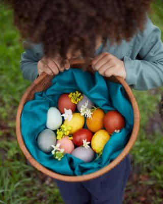 Sustainable Easter Basket Fillers - Teia Edcuation & Play Switzerland