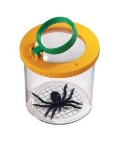 World's Best Bug Jar Insect collection and observation jar and learning toy for the young explorer's toolkit - Safari Ltd