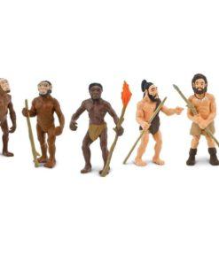 story of evolution learning toy Evolution of Man figurines set - Safari Ltd