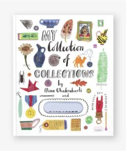 Book my collection of collections Nina Chakrabarti
