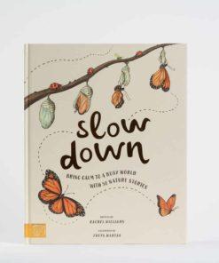 Book slow down by Rachel Williams